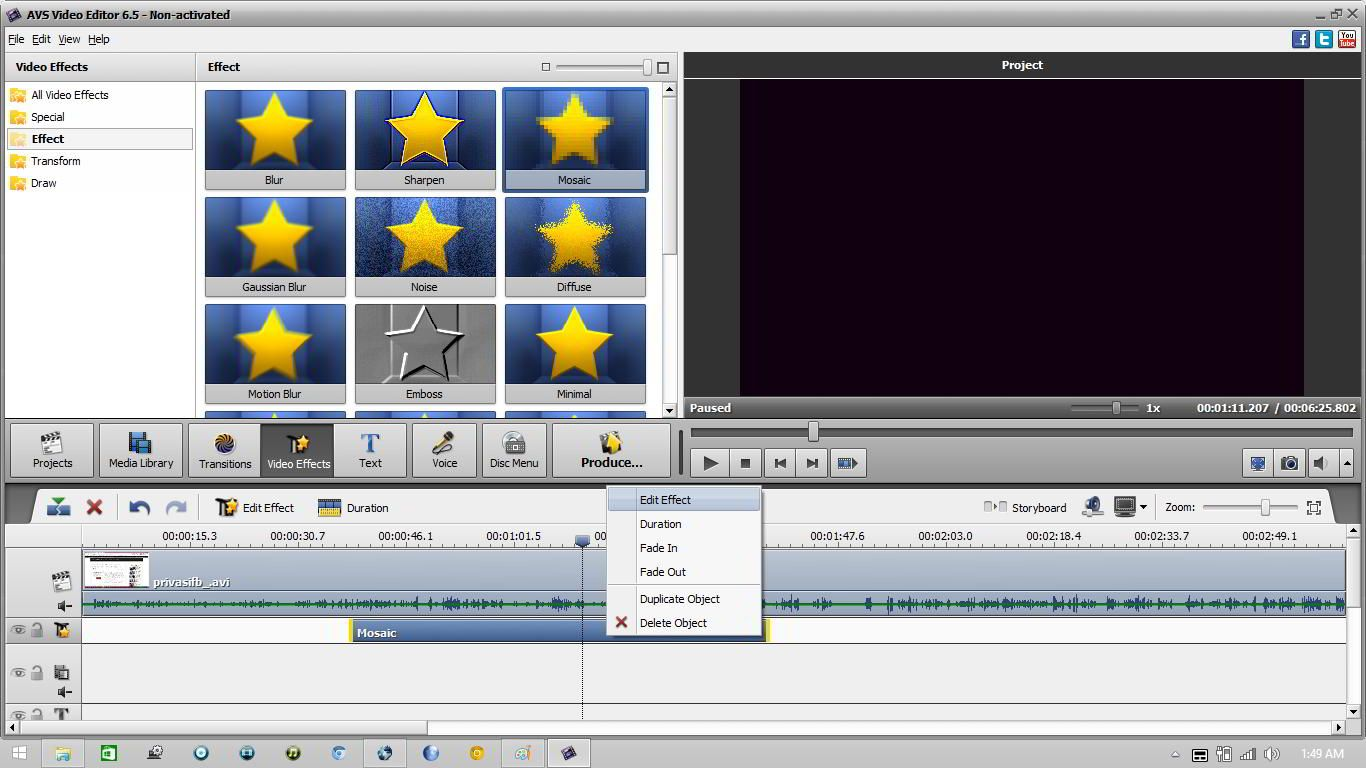 Best screencast application for Windows; AVS Video Editor vs Camtasia Studio vs BB Flashback, screen recorder support editing feature