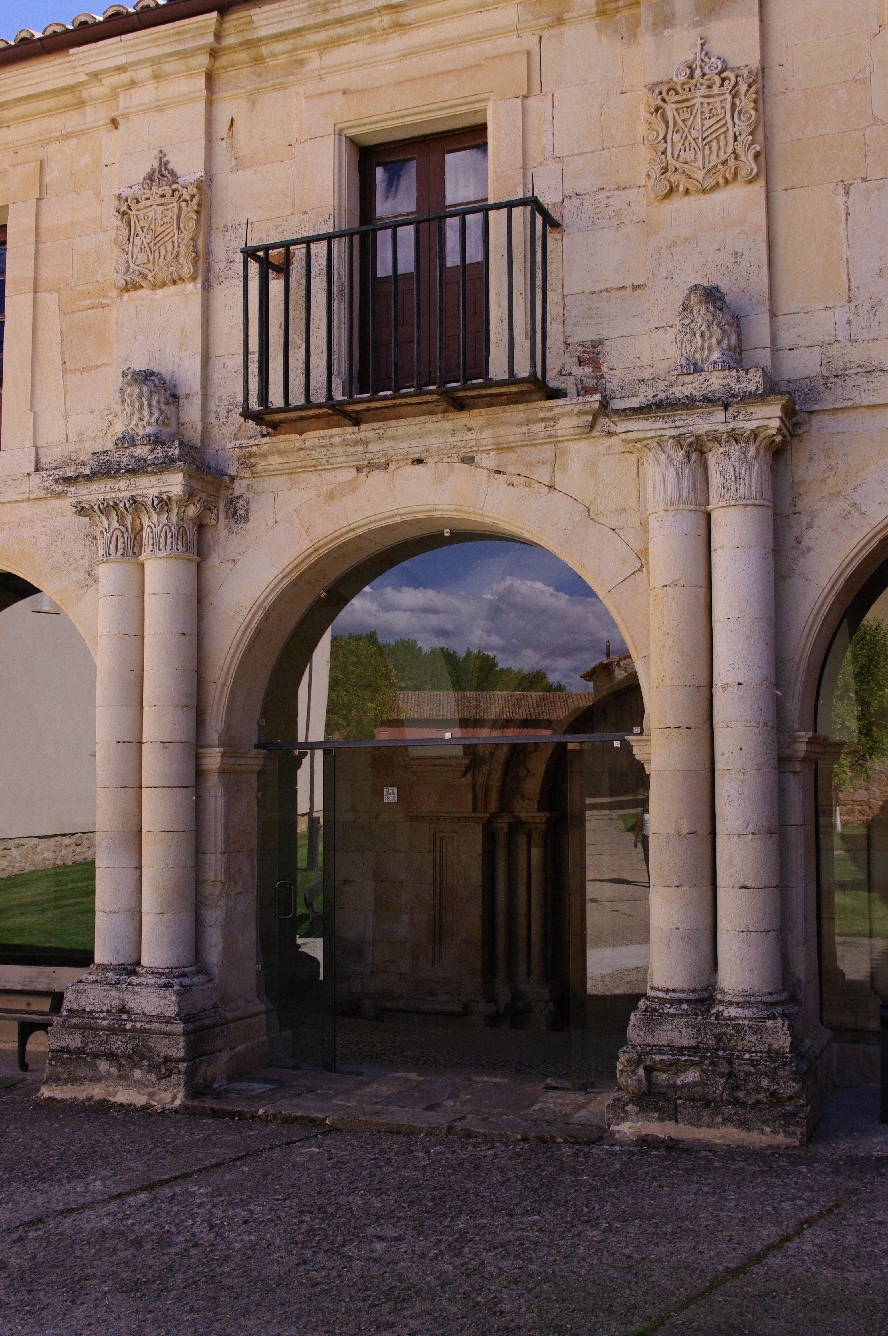 Antonio Delgado Palencia Románico Monasterio De San Andres De Arroyo Monasterios Viajes San Andrés