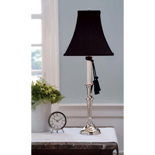Langston Black Table Lamp Sedgefield By Adams Shaded Table Lamps Lamps