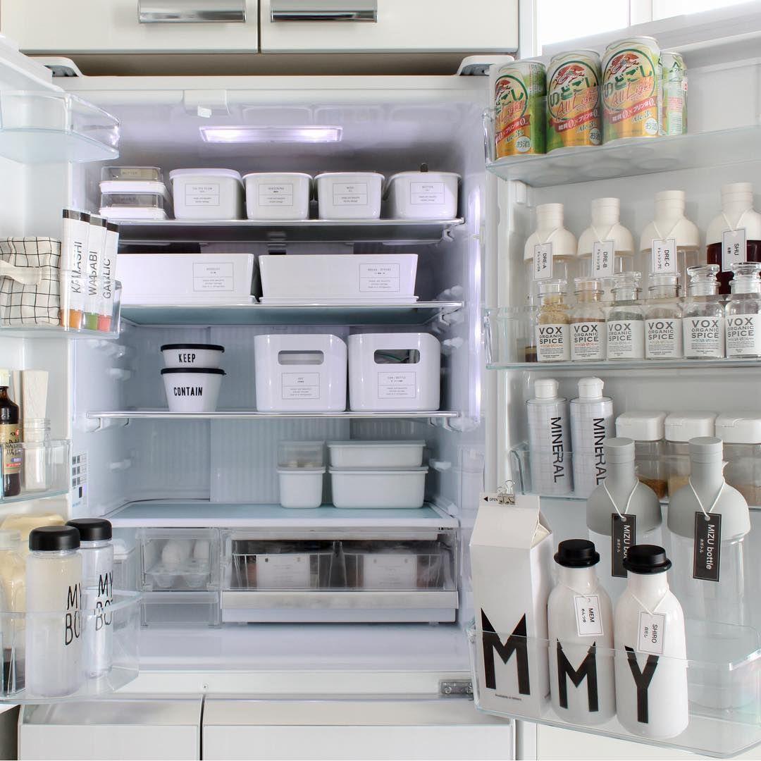 100均グッズで叶う 冷蔵庫収納のアイデアと整理術 片付けアイディア
