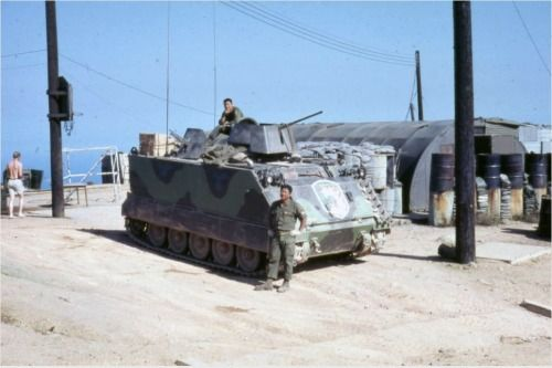 Republic of Korea M113 APC, Qui Nhon