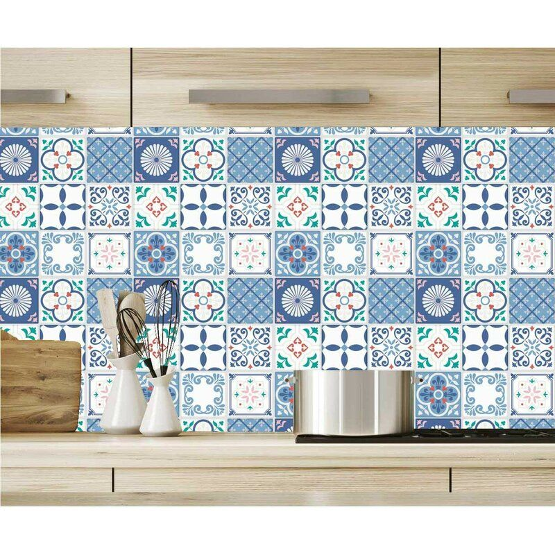 12 X 12 Pvc Peel Stick Mosaic Tile In 2020 Peel And Stick Tile Stick On Tiles Mosaic Tiles