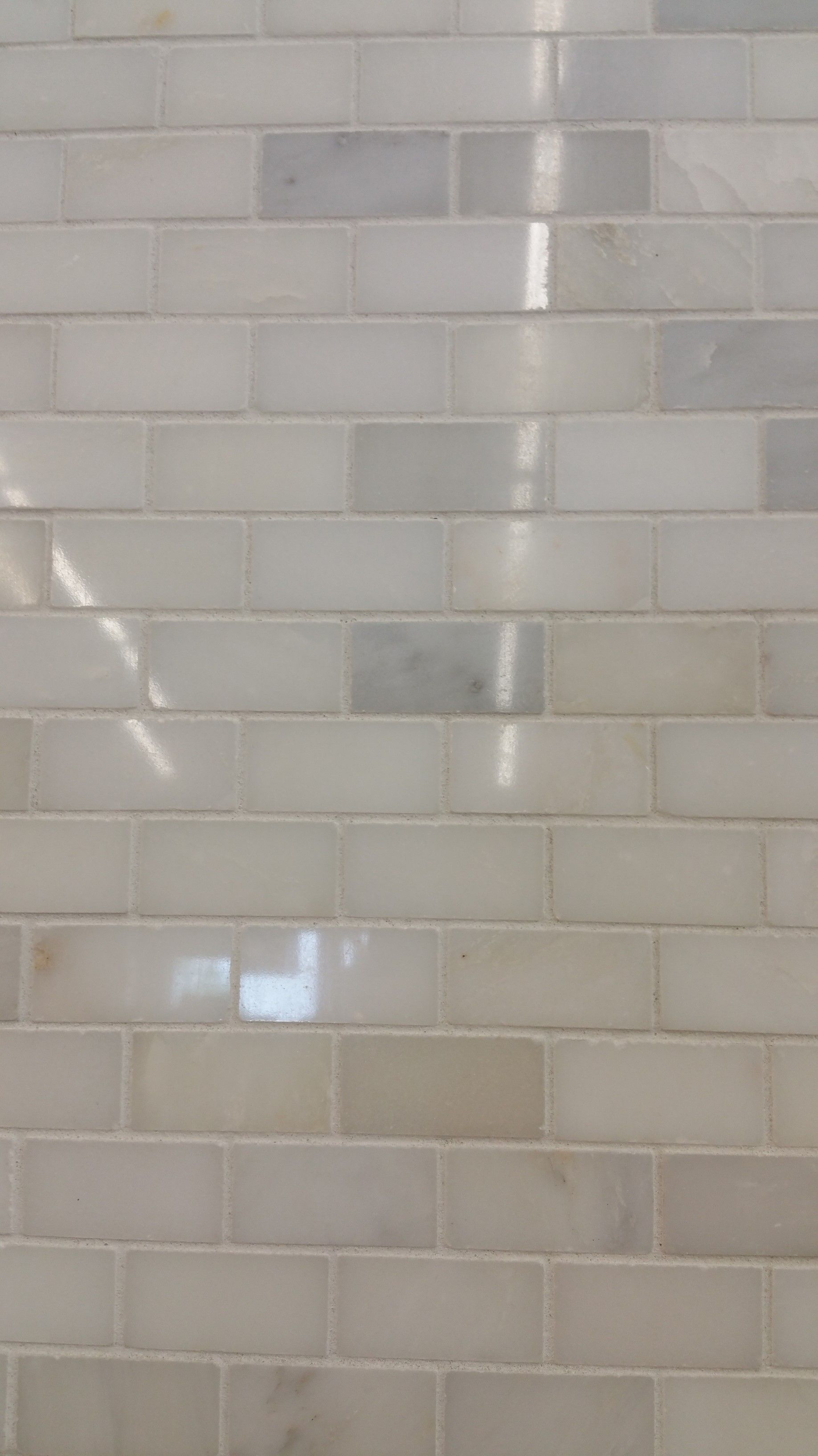 Hampton Carrara Cardine Tile Kitchen Backsplashes Pinterest