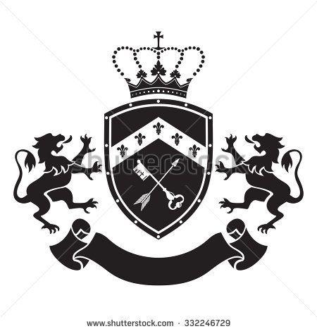Image Result For Family Crest Symbol Lion Lion Logo Ideas