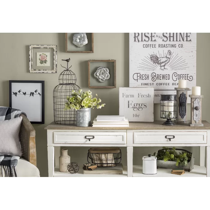 Fleurance Console Table Reviews Joss Main Home Decor Decor Country House Decor