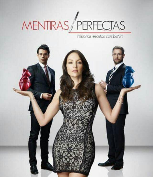 Mentiras Perfectas Telenovelas Completas Telenovela Mejores