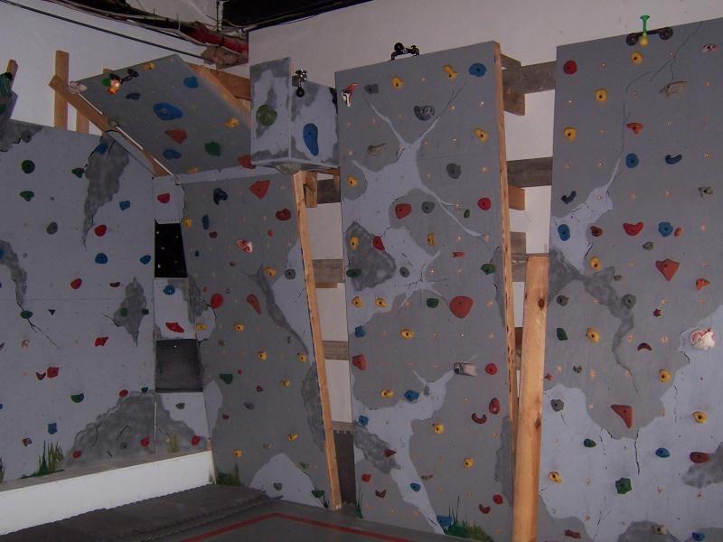 indoor rock climbing wall Google Search