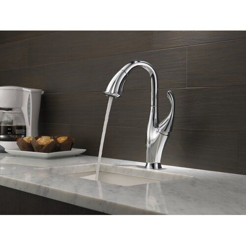 Addison Pull Down Single Handle Kitchen Faucet With Diamond Seal