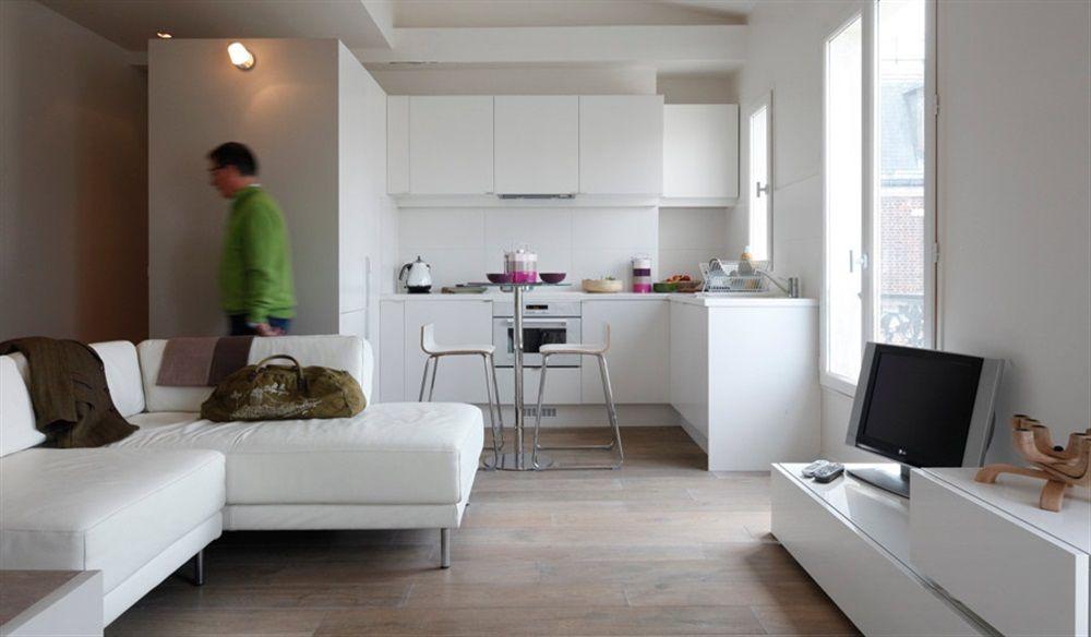 amenagement nouvel appartement