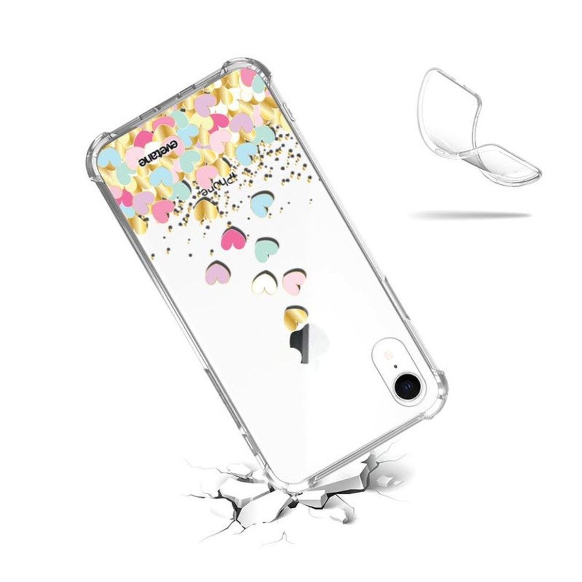 coque iphone pastel xr