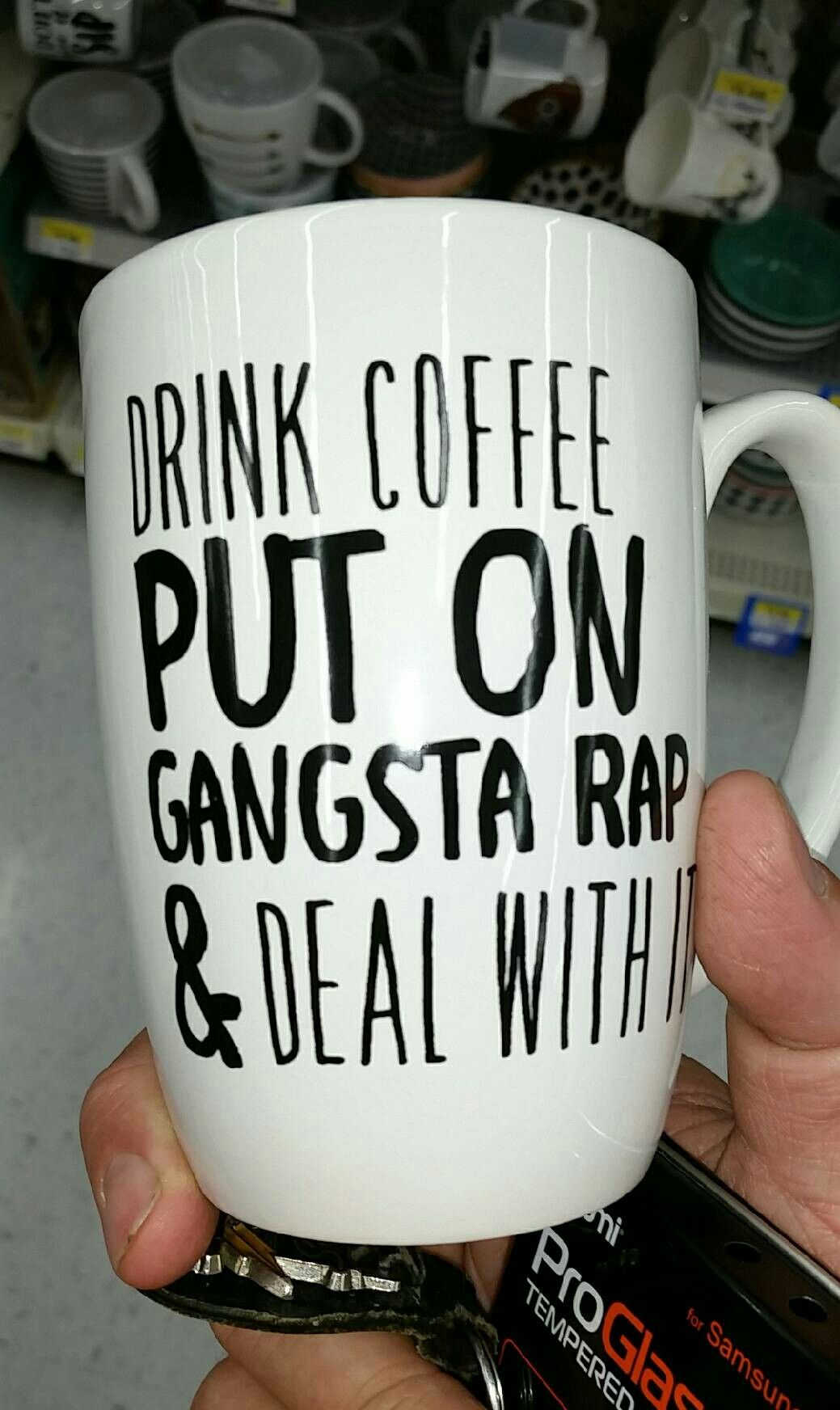 Seen at walmart for 5 Only at walmart, Coffee drinks