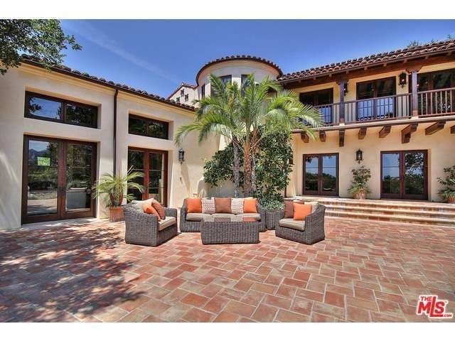 743 Lilac Dr, Santa Barbara, CA 93108 — Villa Hermosa is a stunning Pacific Ocean view Mediterranean estate perfectly located in the heart of Montecito. The estate offers sensational views in a private, serene setting.  Elegant 6,300 sf+/- home opens to gorgeous european influenced fragrant gardens with fountains, water features, a sparking swimming pool/spa and private outdoor living spaces that capture the essence of the Montecito lifestyle.