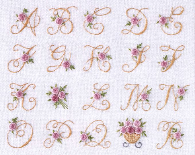 Hand Embroidery Designs Ebook