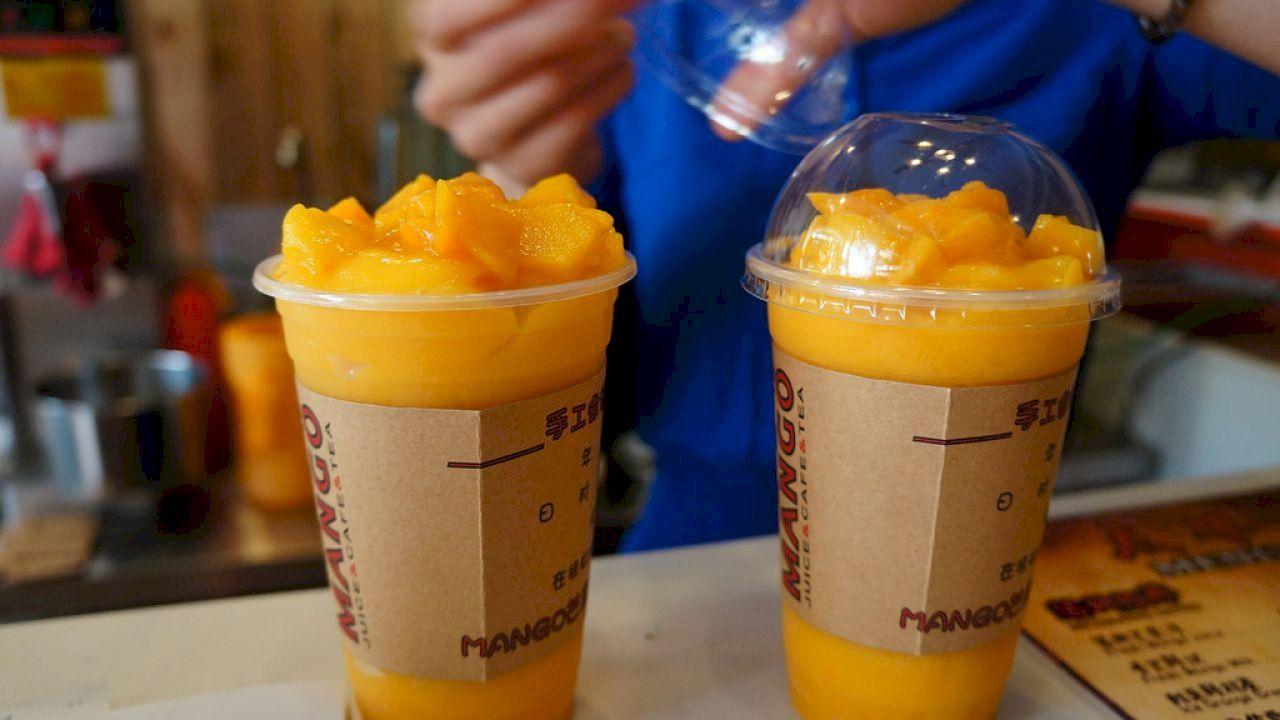فوائد عصير المانجا Mango Benefits Mango Juice Juice
