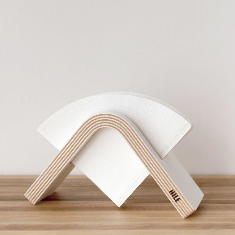 The Sola Coffee Filter Holder Is A Stunningly Simple Timeless And Usable Design From Hile Finland