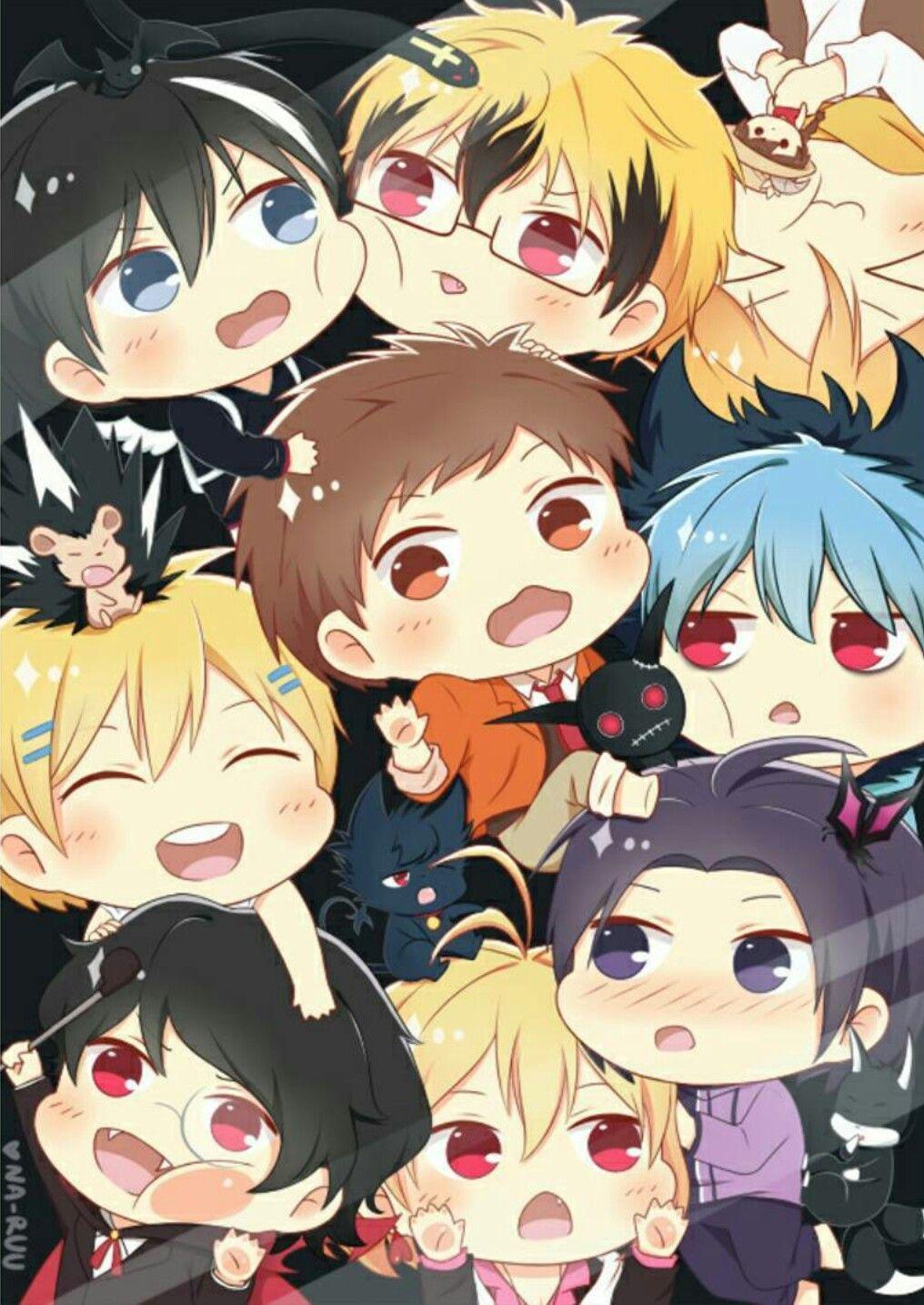 Lucu Anime Anak Laki Laki Chibi Manga Anime