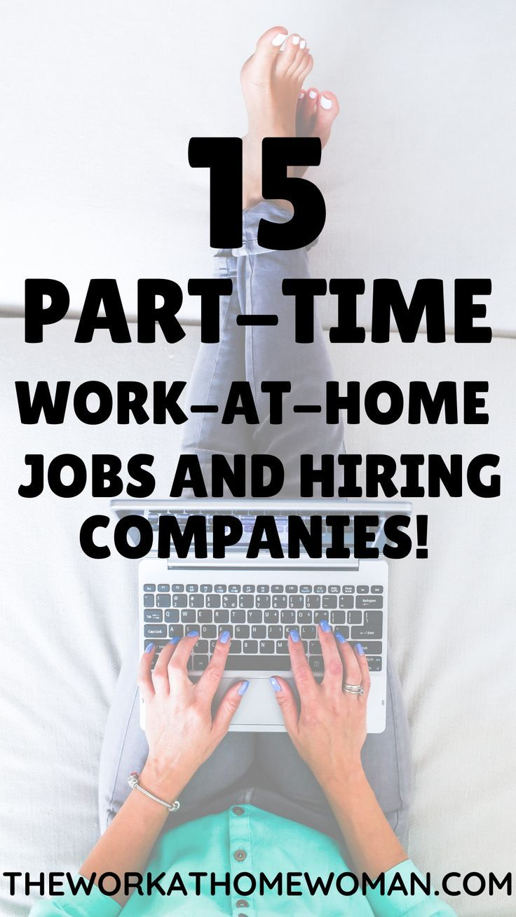 Virtual PartTime Jobs for Busy StayatHome Moms Part