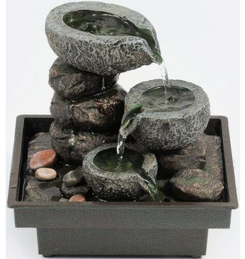 Zimmerbrunnen »Floating Stones« Jetzt bestellen unter: https://moebel.ladendirekt.de/dekoration/zimmerbrunnen/?uid=a7d8c986-80b7-5468-81e8-4d36720258c3&utm_source=pinterest&utm_medium=pin&utm_campaign=boards #wohnaccessoires #zimmerbrunnen #dekoration