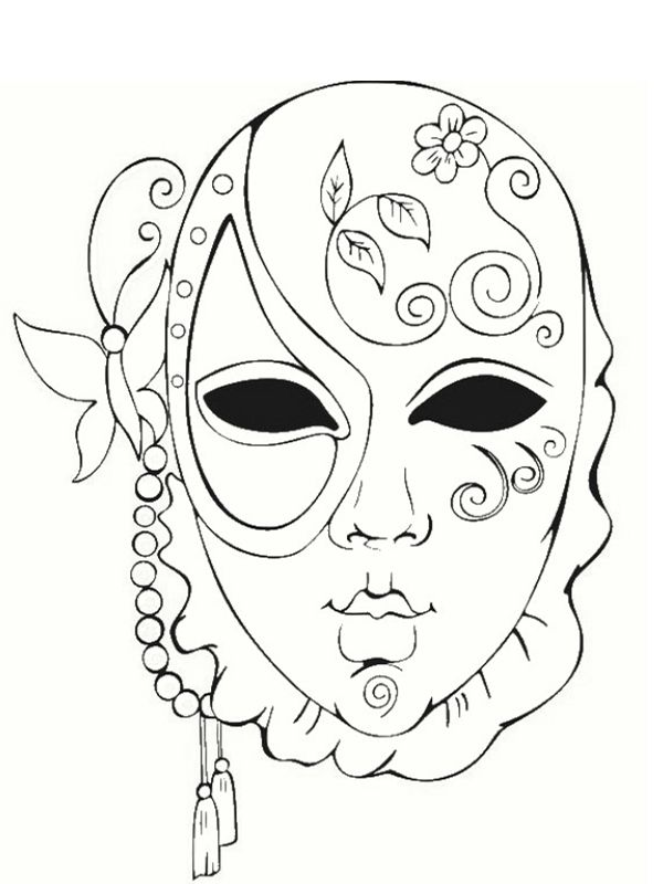 Pin By Ann Furnas On Design Patterns Mask Template Mask