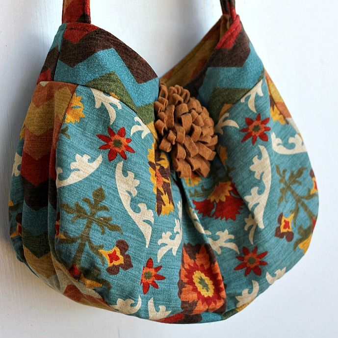 How I make a handbag pattern and sew it - Sew Country Chick- DIY ...