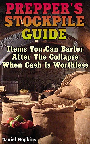 FREE TODAY  -  04/04/2017:  Prepper's Stockpile Guide: Items You Can Barter After The... https://www.amazon.com/dp/B01MZ0NZ1F/ref=cm_sw_r_pi_dp_x_Gs-4yb5FW3GPT