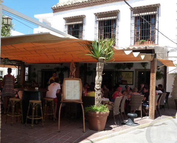 Terraza De Casa Juanito Zahara De Los Atunes Zahara De