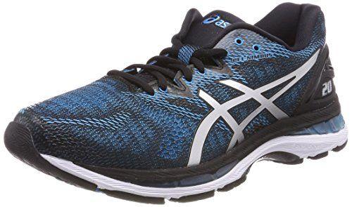 chaussure running homme gel glyde noire asics