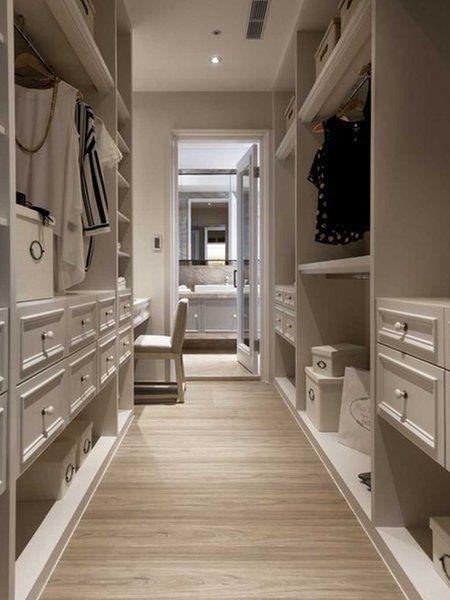 Y si tuvieras un vestidor sería…