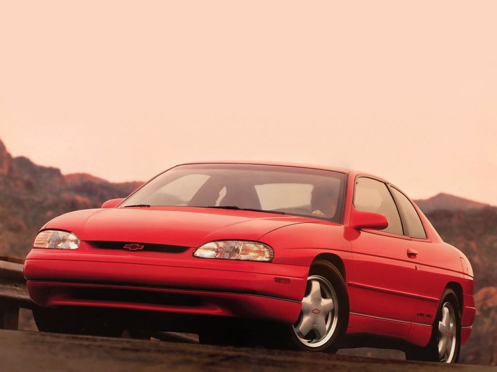 1995 99 Chevrolet Monte Carlo Z34 02 1994 09 1999