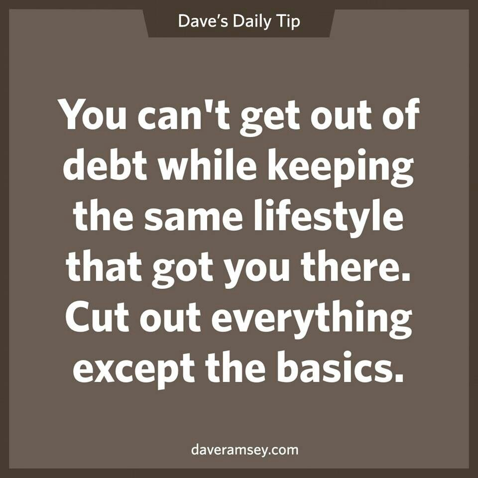 dave ramsey Dave ramsey, a personal money-management expert, is an extremely popular   ramsey knows first-hand what financial peace means in his own life—living a.