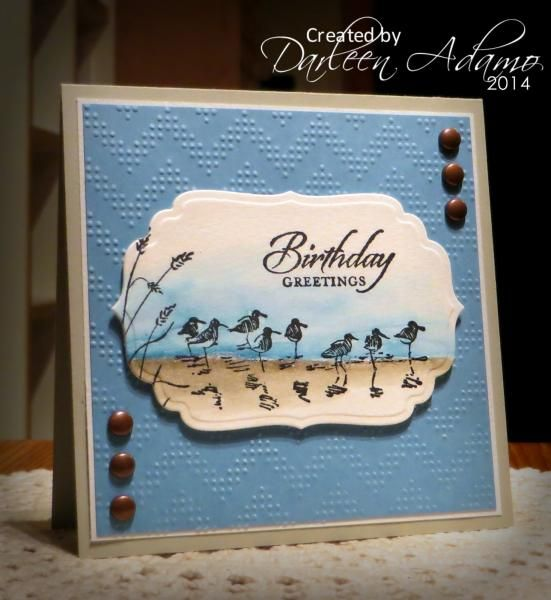 Happy Birthday Jamie By Darleenstamps Cards And Paper Crafts
