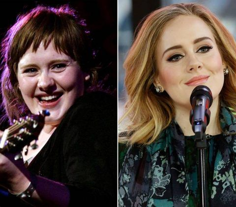 adele before and now - Google Search | Celebrity makeup ...
