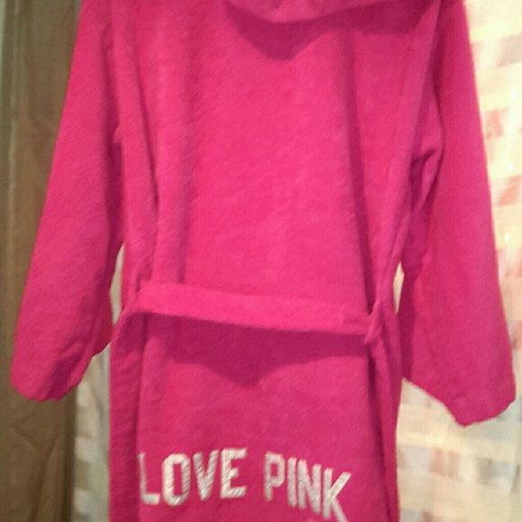 Vs Pink Robe | vs Pink, Victoria secret and Dressing gown