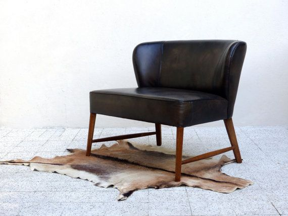 Chair Scandinavian Vintage With Images Vintage Bench Funky