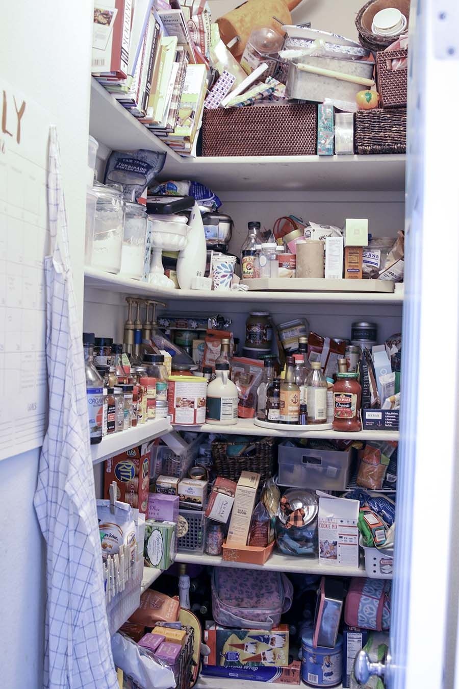pantry before and after organize your kitchen with these 5 simple tips organizzazione on kitchen organization before and after id=95554