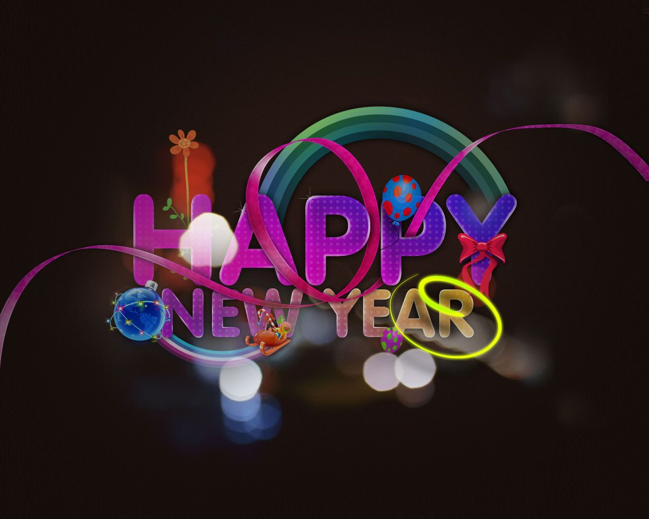 Celebrate The Happy New Year 2015 By Sending New Year Wishes