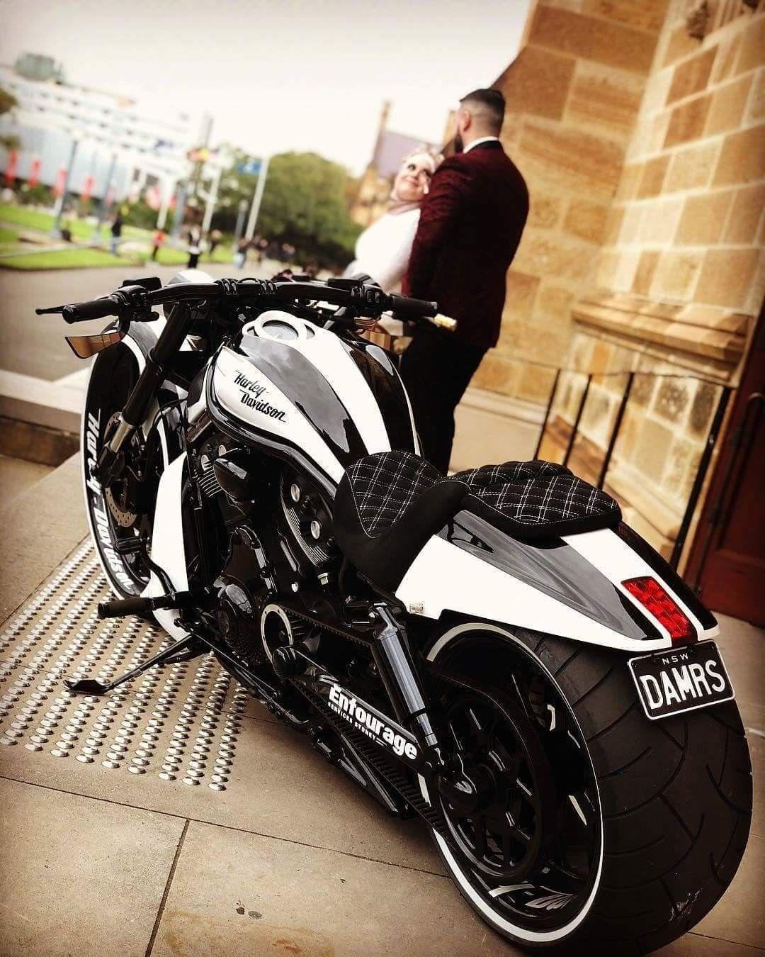 Harley Davidson Entourage Motocicletas Super Motos Choper Motos