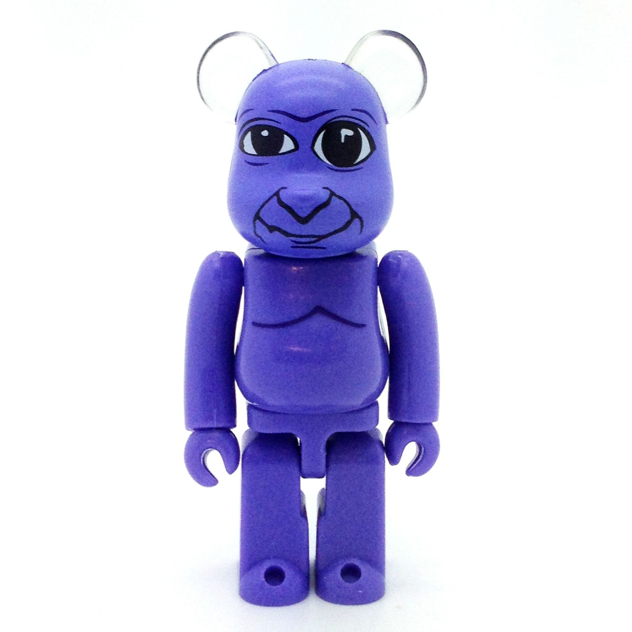 Bearbrick Series 30 Ao Oni Artist Oni Artist Purple Art