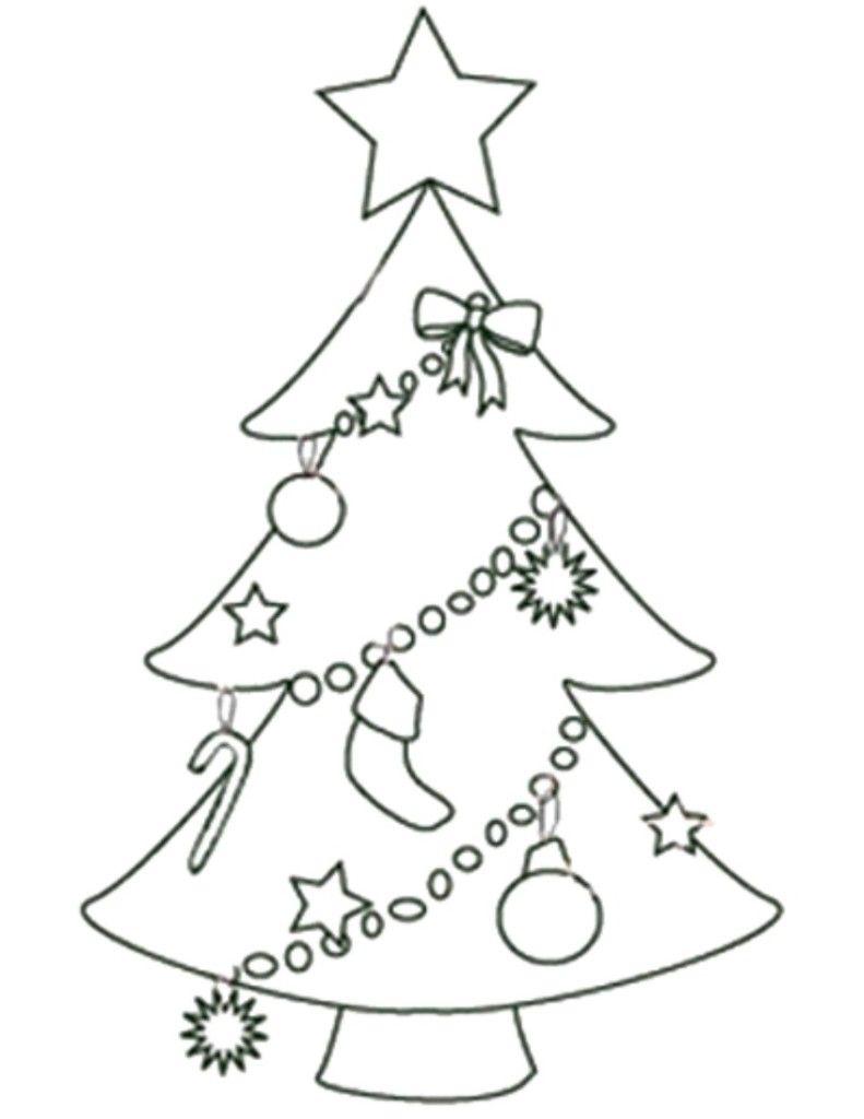 Free Printable Christmas Tree Templates | Pinterest | Christmas tree ...