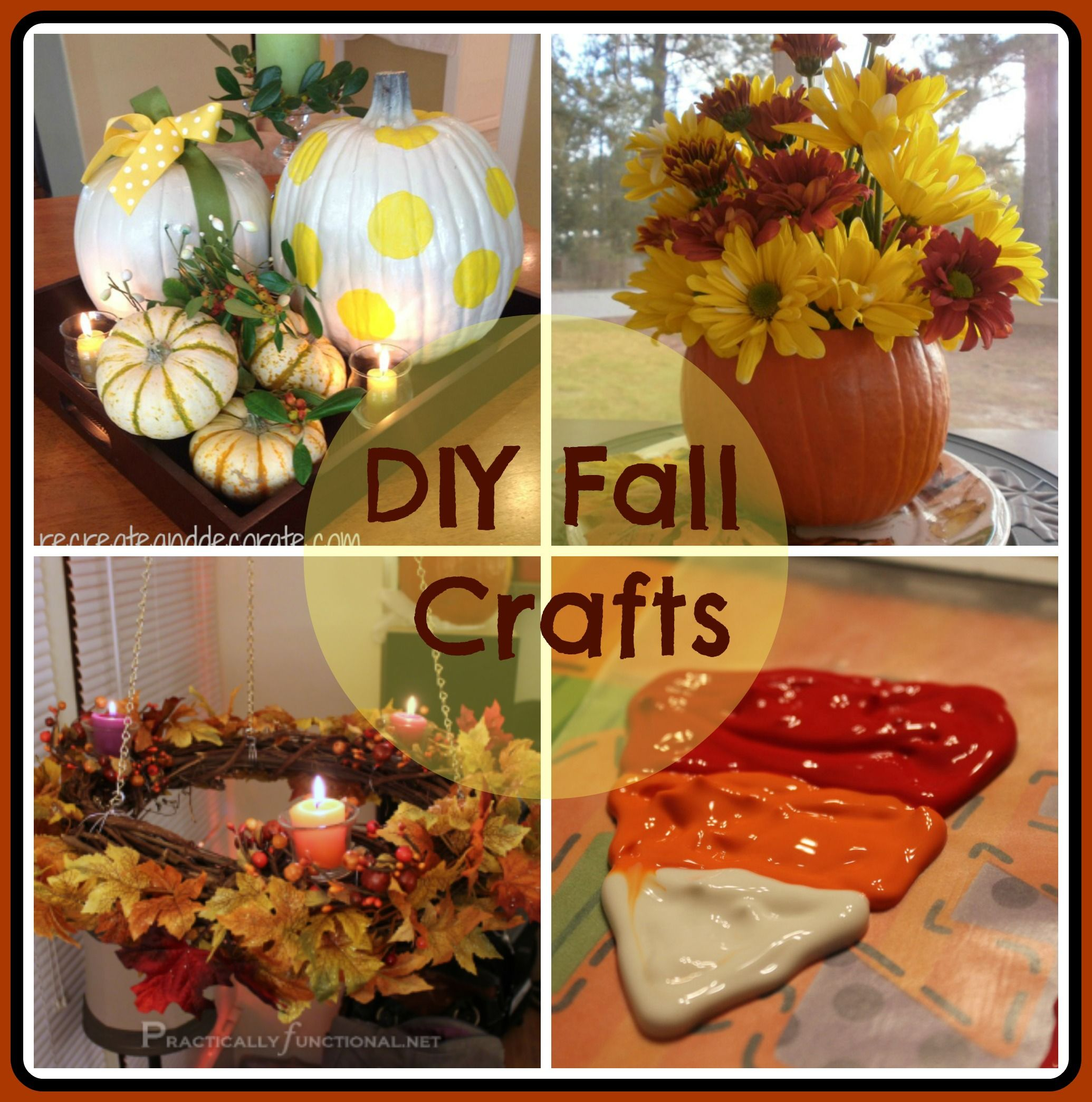 DIY Fall and Halloween Crafts | You're So Crafty