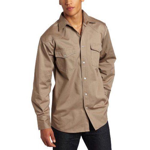 Carhartt Men S Oakman Sandstone Twill Original Fit Work Shirt Moss Regular Large Welder Shirts Mens Outfits Work Shirts