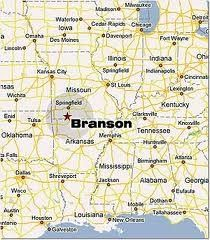 Entertainment In Branson MO For The Best In Entertainment At The - Branson missouri casinos map