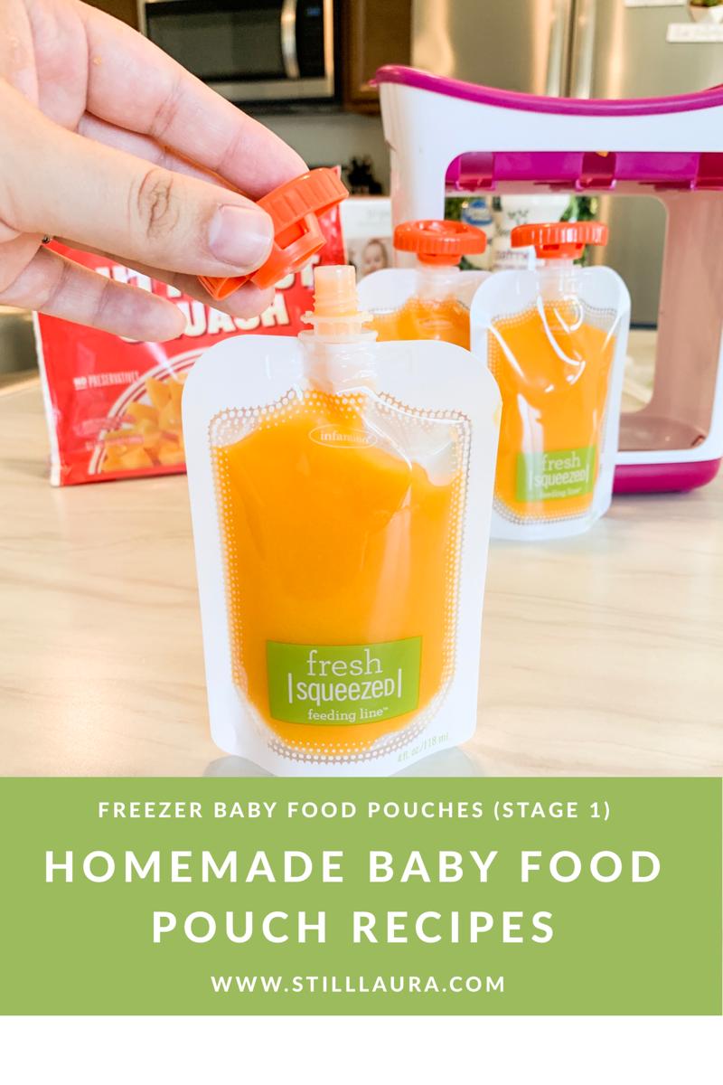 Freezer Baby Food