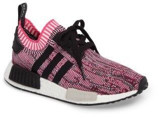 Women's Adidas Nmd R1 Athletic Shoe woman fashion and female style
