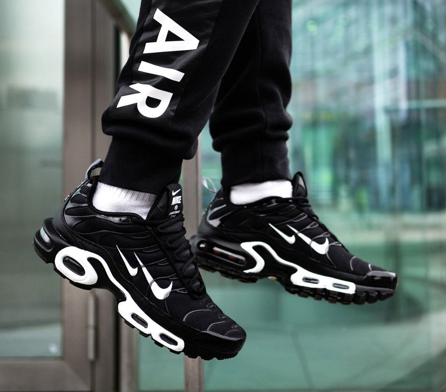 Avis] Nike Air Max Plus Requin PRM Double Swoosh (Branded