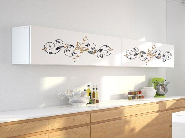 für die Küche - Ideen für kreative Küchen Silhouettes