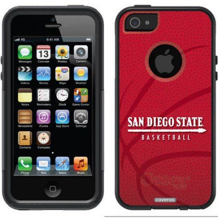 Penn State Primary Design on OtterBox Commuter Series Case for Apple iPhone 5SE/5s/5