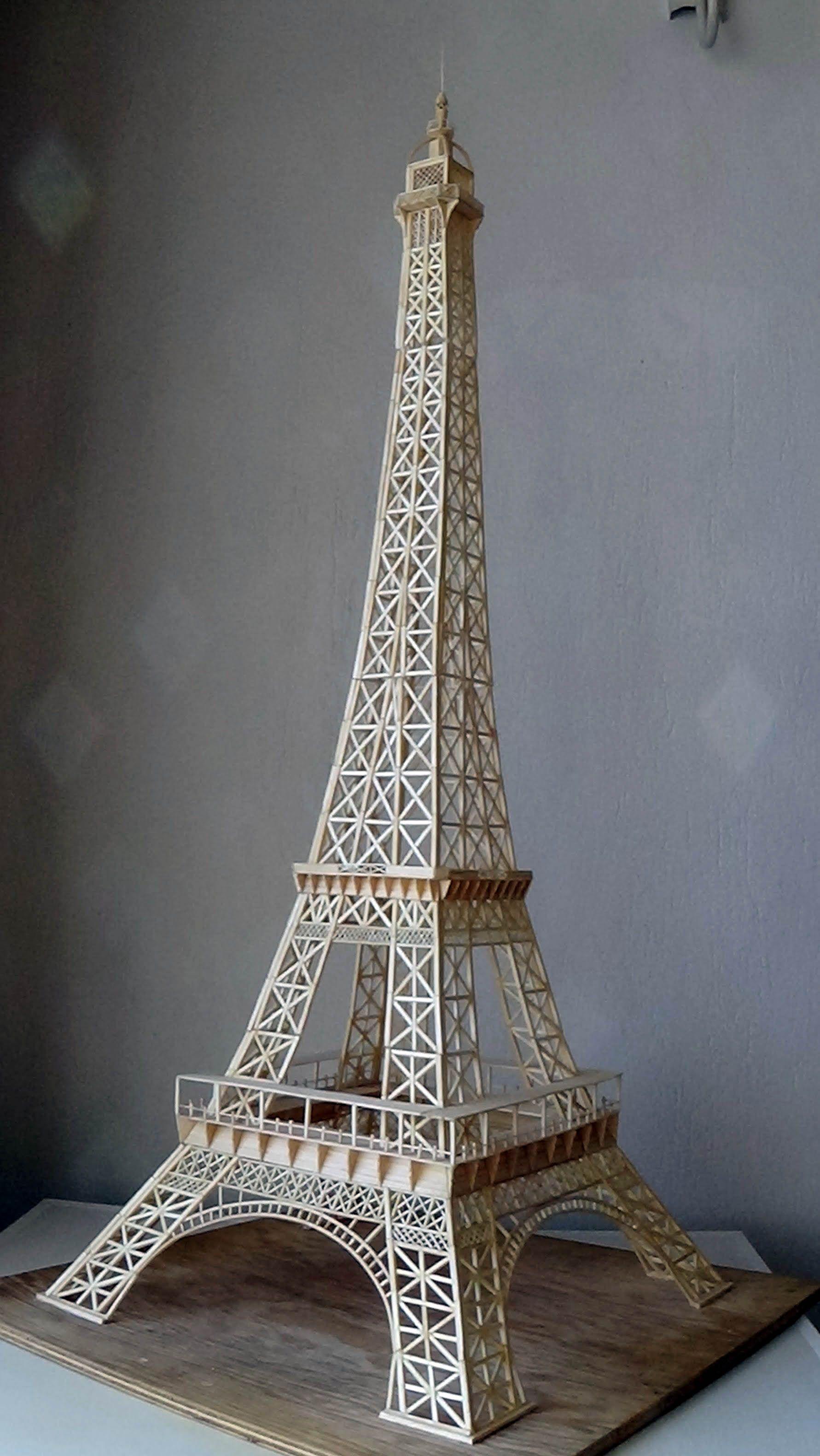 7163600968e1 Top 10 Secrets of the Eiffel Tower in Paris | artioscad | Torre ...