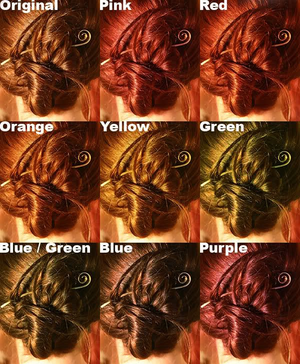 Kool Aid On Brunette Hair Kool Aid Hair Dye Kool Aid Hair