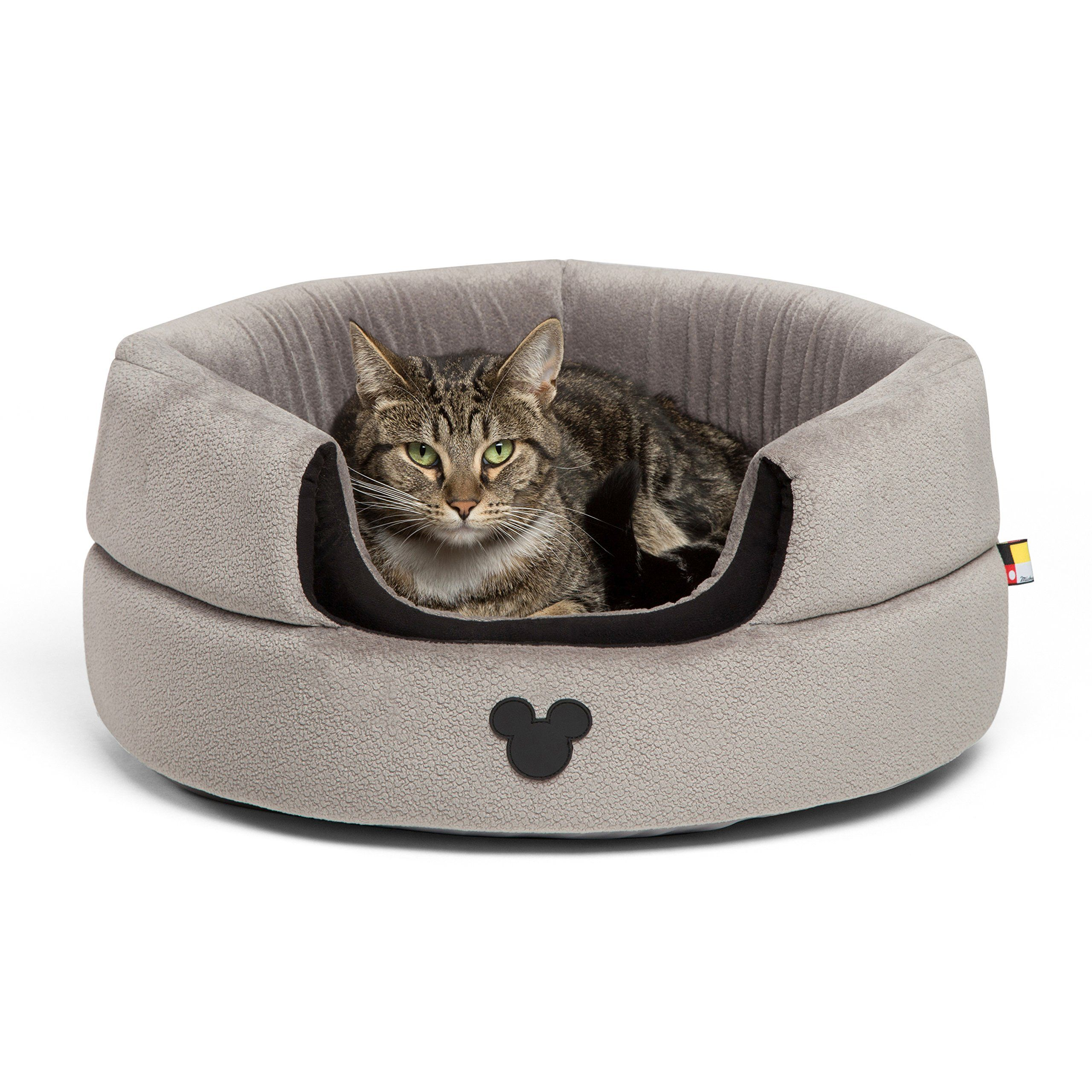 Disney Mickey Mouse 2in1 Honeycomb Hut Cuddler In Mickey Bobble Grey Jumbo Dog Bed Cat Bed Extra Information Could Jumbo Dog Bed Dog Bed Furniture Dog Bed